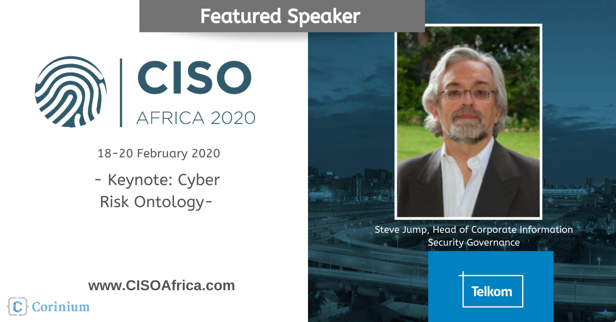 Steve Jump -  CISO Featured Speaker (5)