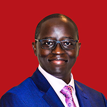 Anthony Gacanja - Safaricom