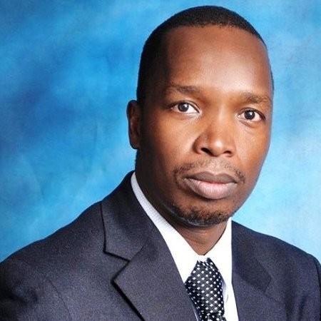 Percy Ramokone - SARB
